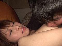 女優:さえの寝起きどっきり!ブリッコ女の寝起きを襲い中出しファック!